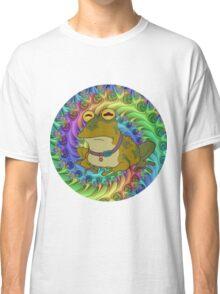 Hypno Toad Trippy Classic T-Shirt