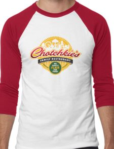 Chotchkie's Men's Baseball ¾ T-Shirt