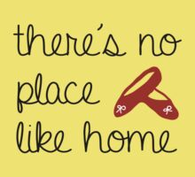 There's No Place Like Home Kids Tee