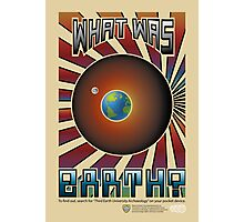 """Are You There? - """"What Was"""" Propaganda Photographic Print"""
