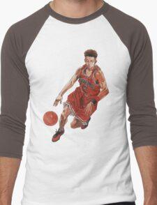 Slam Dunk #03 Men's Baseball ¾ T-Shirt