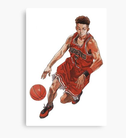 Slam Dunk #03 Canvas Print