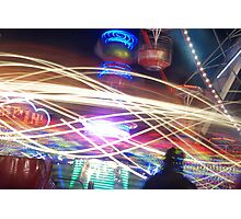 Hull Fair Photographic Print