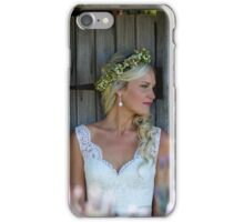 Bride in Waiting iPhone Case/Skin