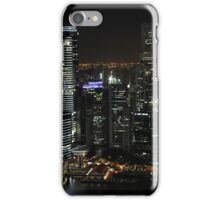 City Lights at Night iPhone Case/Skin