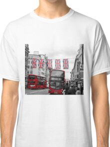 Oxford Street Flags Classic T-Shirt