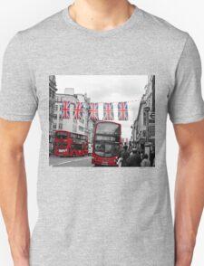 Oxford Street Flags Unisex T-Shirt