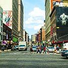 NY SCARS by Lam Tran