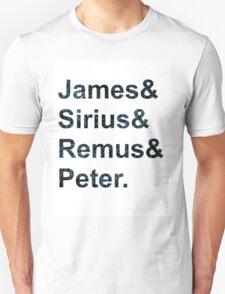 The Maurauders  T-Shirt