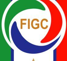 Italy Soccer Logo Sticker