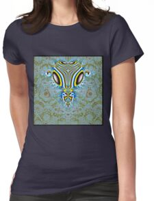 surface tension Womens Fitted T-Shirt