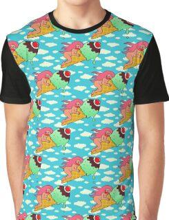 Icecream Graphic T-Shirt