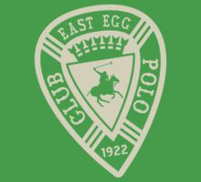 East Egg Polo Club by LicensedThreads