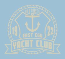East Egg Yacht Club by LicensedThreads