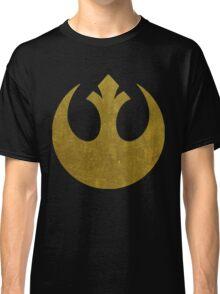 Rebel Alliance Golden Symbol Classic T-Shirt