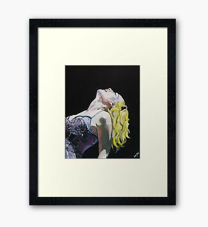 Streetcar Named Desire - Blanche Dubois #1 Framed Print