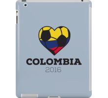 Colombia Soccer iPad Case/Skin
