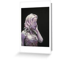 Streetcar Named Desire - Blanche Dubois #4 Greeting Card