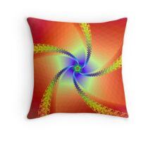 Whirligig Throw Pillow