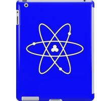 Atom White iPad Case/Skin