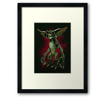 Gremlins Framed Print
