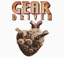 Gear Driven (No Background) by Josh Burt