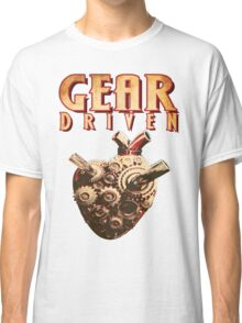 Gear Driven (No Background) Classic T-Shirt