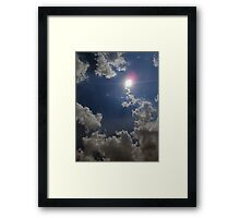©TSS The Sun Series XLIIA Framed Print