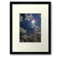 ©TSS The Sun Series XLIIA Framed Print