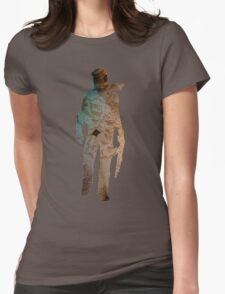 Uncharted - Nathan Womens Fitted T-Shirt