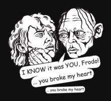 You Broke my Heart by ZugArt