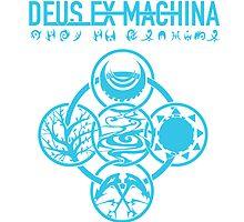 Deus Ex Facilities by wearehalloween