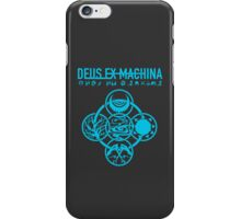 Deus Ex Facilities iPhone Case/Skin