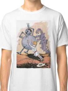 John R. Neill - Putting Tik Tok Back On His Feet.. Child portrait: cute baby, kid, children, pretty angel, child, kids, lovely family, boys and girls, boy and girl, mom mum mammy mam, childhood Classic T-Shirt