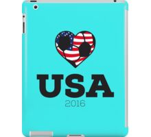 USA Soccer iPad Case/Skin