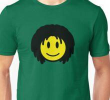 Rasta Smiley Unisex T-Shirt