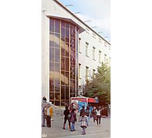 Tirana center Photographic Print