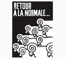 Retour a la Normale by diegocarlos