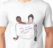 Sam and Buck Unisex T-Shirt