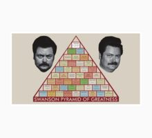 Swanson Pyramid of Greatness by Nrussell11
