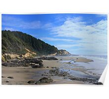 Neptune Forest Beach Poster