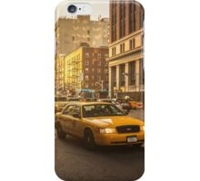New York Sunset iPhone Case/Skin