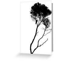 Tui Tea Tree T Greeting Card