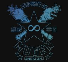 Mugen Academy Athletics by JollyNihilist
