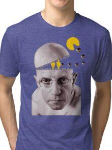 Michel Foucault Tri-blend T-Shirt