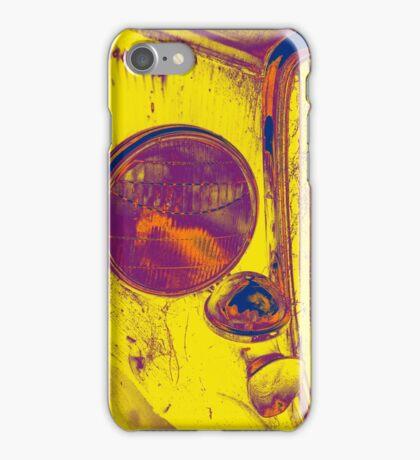 Headlight iPhone Case/Skin