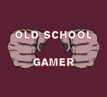 Old School Gamer by ezcreative