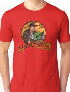 RetroBlasting Raiders of the 80s Toy Chest Unisex T-Shirt