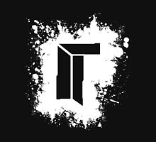 Titan Splat - White Unisex T-Shirt