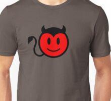Devil Smiley Unisex T-Shirt